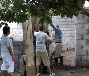 Building Homes in DR