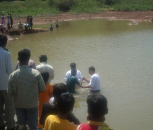 Sharing the Gospel in India