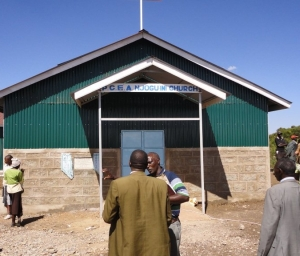 Building Churches in Kenya