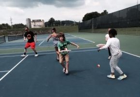Summer Tennis Program