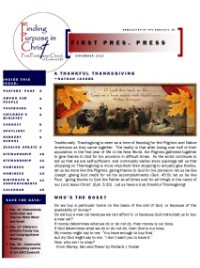 FPP November Front Page