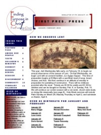 Page 1- Frontpage JanFeb FPP 2015