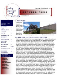 Page 1- Frontpage October FPP 2014