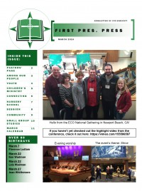 Page 1- Frontpage MarchFPP 2016