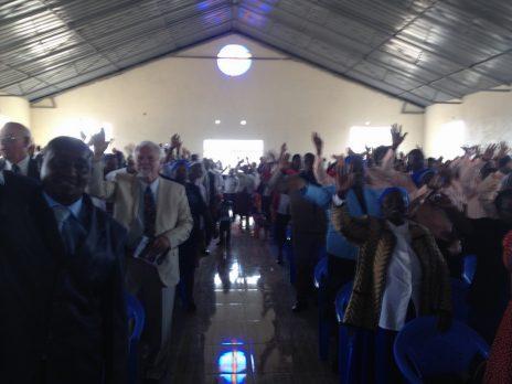 Church Worshipping 2