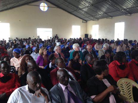 Congregation Worshipping