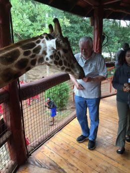 Bob and Giraffe