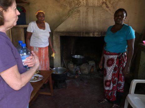 Kenya Church Kitchen