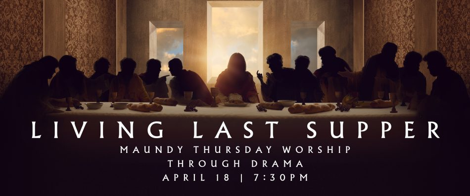 Living Last Supper Promo